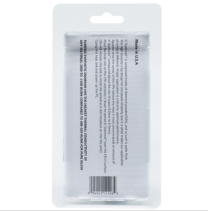 IC Diamond 7 carat backsideside retail blister pack amazon Format